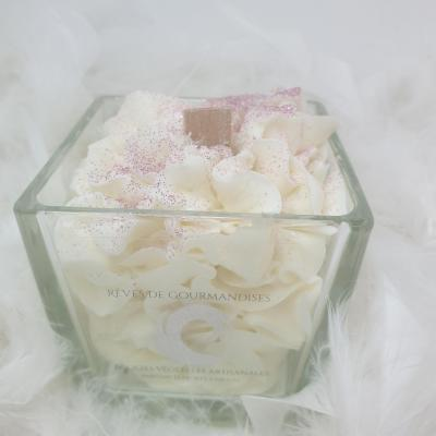 Bougie chantilly
